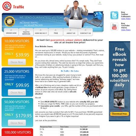 Trafficreseller Turnkeywebsitehub Com