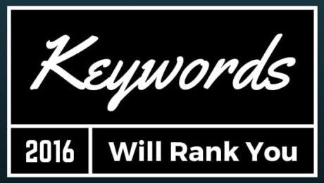 keywords will rank you higher