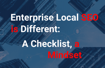 enterprise local seo