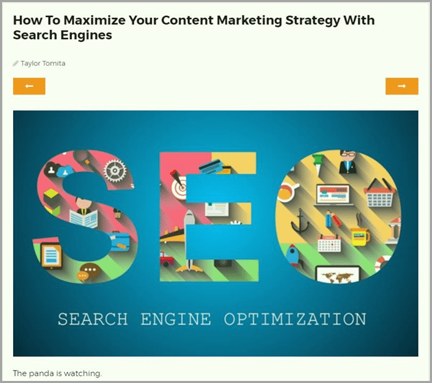 maximize your content marketing strategy with search engines for evergreen content