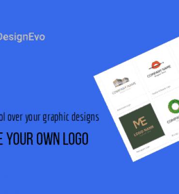 LOGO DESIGNING WITH DESIGNEVO.COM