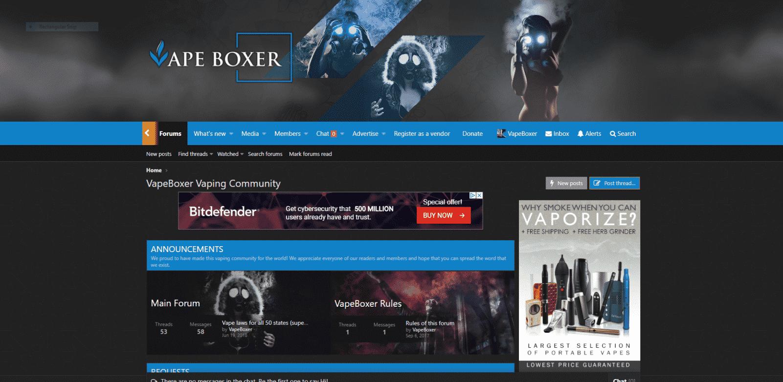 vapeboxer.com