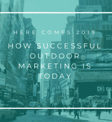 How Successful Outdoor Marketing Is Today