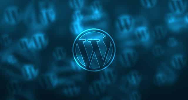 use a WordPress theme