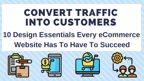 10 design essentials every eCommerce website has to have to succeed
