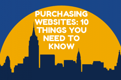 Purchasing Websites: 10 Things You Need to Know ...