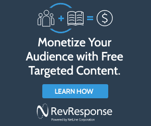 Monetize your audience