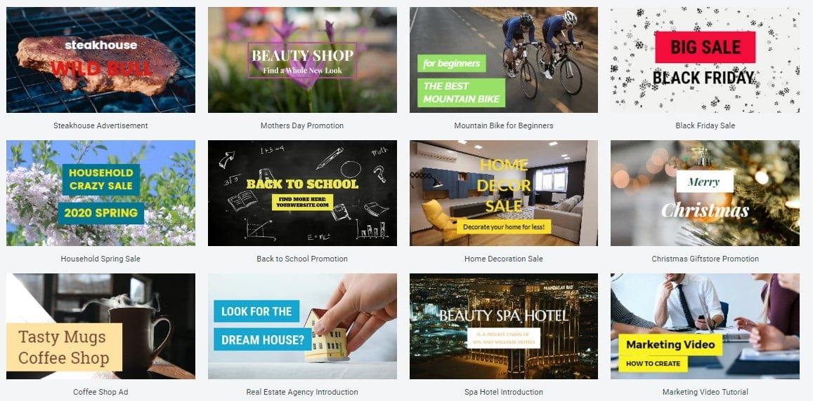uploading media for content marketing