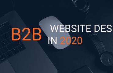 b2b web design in 2020
