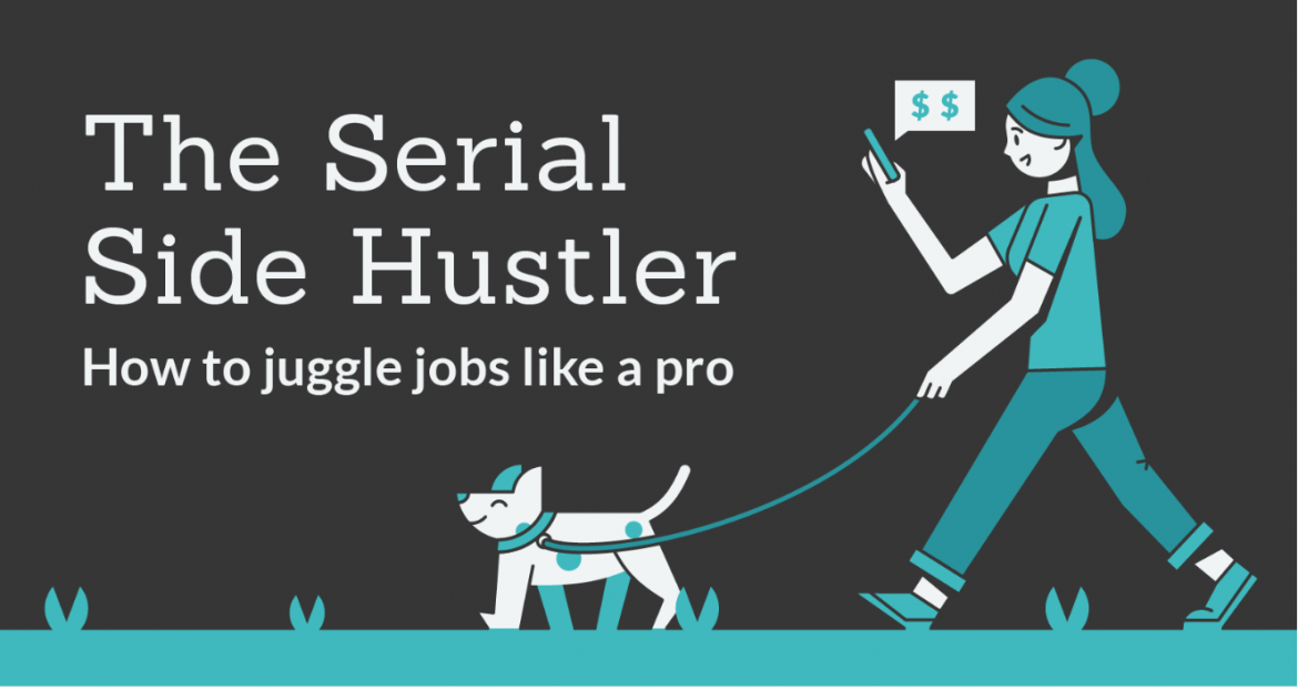 Ways to Up Your Serial Side Hustle Game