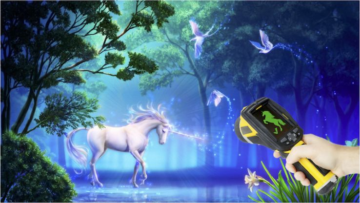 google is searching for unicorns