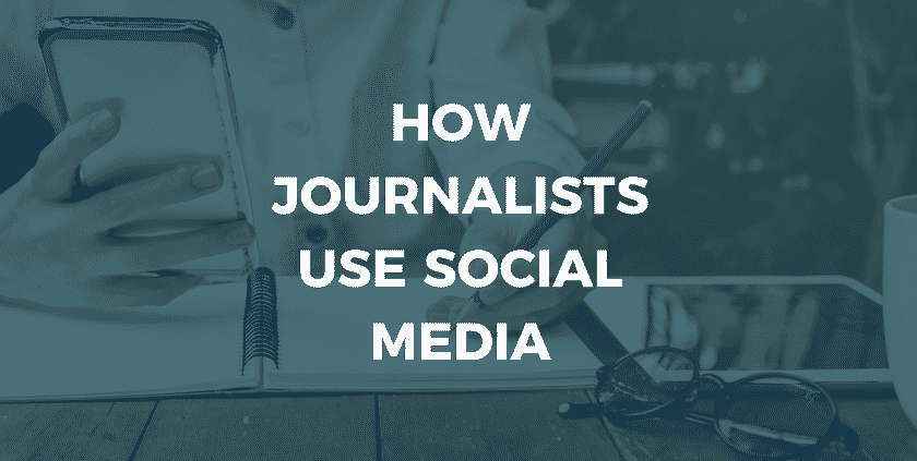 How Successful Journalists Use Social Media