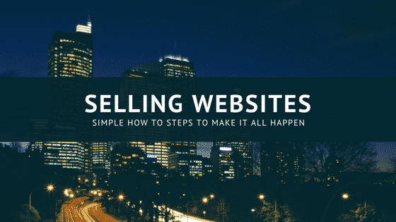 selling websites