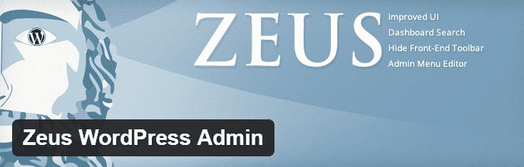 zeus wordpress theme
